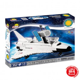 SPACE SHUTTLE DISCOVERY COBI 21076A
