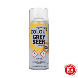 SPRAY GREY SEER CONTRAST CITADEL 62-34