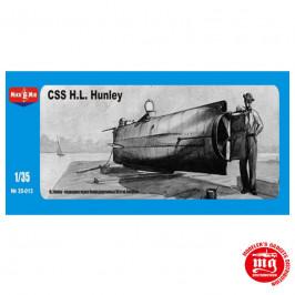 CSS H.L. HUNLEY MIKROMIR  35-013