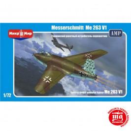 MESSERSCHMITT Me 263 V1 MIKROMIR 72-001