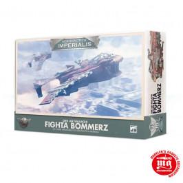 AERONAUTICA IMPERIALIS ORK AIR WAAAGH FIGHTA BOMMERZ