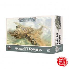 AERONAUTICA IMPERIALIS IMPERIAL NAVY MARAUDER BOMBERS