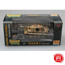 TIGER I LATE TYPE EASY MODEL 36221