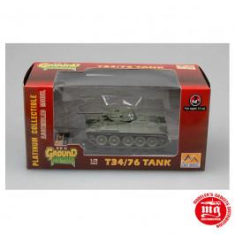 T34/76 TANK  EASY MODEL 36265