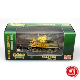 M4A3E8 MIDDLE TANK EASY MODEL 36258