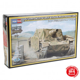 STURMPANZER IV EARLY VERSION MIDDLE PRODUCTION HOBBYBOSS 80135