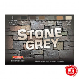 STONE GREY LIFECOLOR CS40