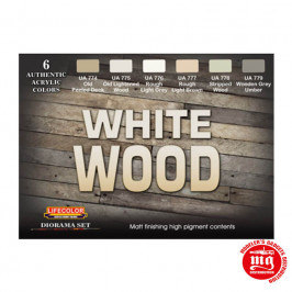 WHITE WOOD LIFECOLOR CS38