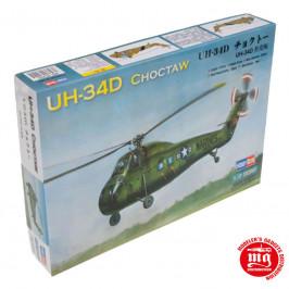 UH-34D CHOCTAW HOBBY BOSS 87222