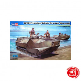 LVTP-7 LANDING VEHICLE TRACKED PERSONAL HOBBY BOSS 82409