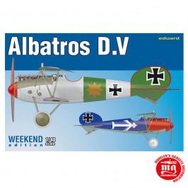 ALBATROS D.V EDUARD 8408