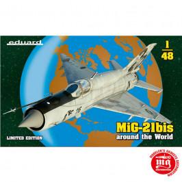 MIG-21BIS AROUND THE WORLD EDUARD 11135