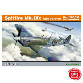 SPITFIRE Mk.IXc LATE VERSION EDUARD 70121