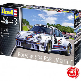 PORSCHE 934 RSR MARTINI REVELL 07685