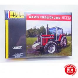 MASSEY FERGUSON 2680 HELLER 81402