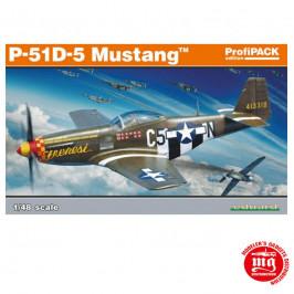 P-51D-5 MUSTANG EDUARD 82101