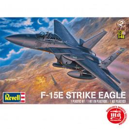 F-15E STRIKE EAGLE REVELL 85-5511