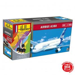 AIRBUS A380 HELLER 49075