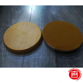 PEANA MADERA PINO COLOR ROBLE CLARO 19 CM