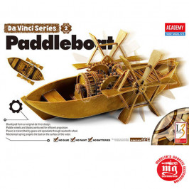 DA VINCI MACHINE SERIES 2 PADDLEBOAT ACADEMY 18130