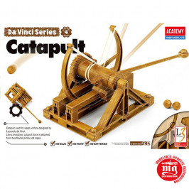 DA VINCI MACHINE SERIES 4 CATAPULT ACADEMY 18137