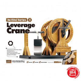 DA VINCI MACHINE SERIES 13 LEVERAGE CRANE ACADEMY 18175