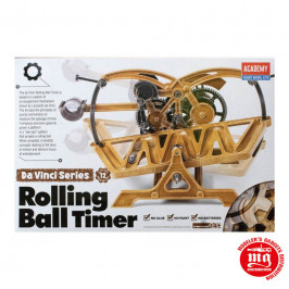 DA VINCI MACHINE SERIES 12 ROLLING BALL TIMER ACADEMY 18174