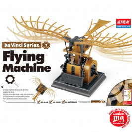 DA VINCI MACHINE SERIES 7 FLYING MACHINE ACADEMY 18146