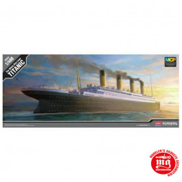 TITANIC THE WHITE START LINER TITANIC ACADEMY 14215