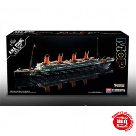RMS TITANIC WITH LED LIGHTING SET ACADEMY 14220