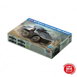 M35 MITTLERE PANZERWAGEN ADGZ DAIMLER HOBBY BOSS 83889
