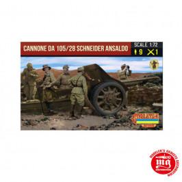 CANNONE DA 105/28 SCHNEIDER ANSALDO STRELETS R ARMS