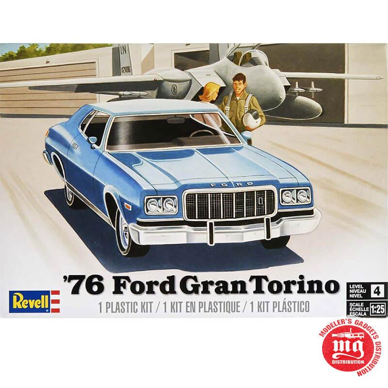 FORD GRAN TORINO ´76 REVELL 85-4412