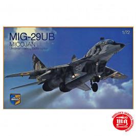 MIG-29UB MICOJAN UKRANIAN TRAINING BATTLE TIGHTER CONDOR 72004