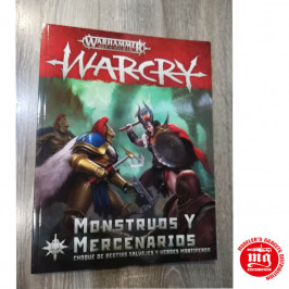 WARCRY MONSTRUOS Y MERCENARIOS