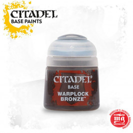 BASE WARPLOCK BRONZE CITADEL 21-31