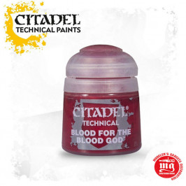 TECHNICAL BLOOD FOR THE GOD CITADEL 27-05
