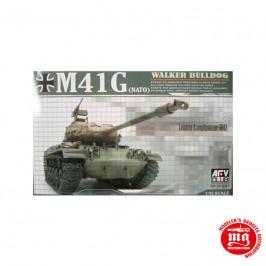 M41 G WALKER BULLDOG AFV CLUB AF35S41