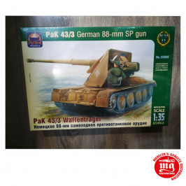GERMAN SELF PROPELLED ANTITANK GUN 8.8 CM PaK 43/3 WAFFENTRAGER ARK 35008