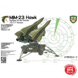 MIM 23 HAWK SURFACE TO AIR MISSILE JGSDF VERSION AFV CLUB AF35310
