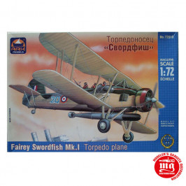 FAIREY SWORDFISH Mk.I ARK MODELS 72013