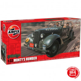 MONTY´S HUMBER AIRFIX A05360