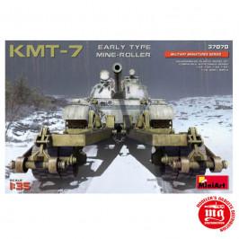 KMT-7 EARLY TYPE MINE ROLLER MINIART 37070