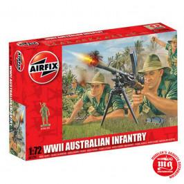 WWII AUSTRALIAN INFANTRY AIRFIX A01750