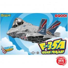 F-35A USAF/RAAF GREAT WALL HOBBY GQ001