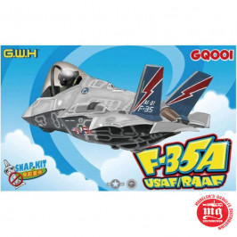 F-35A USAF/RAAF GREAT WALL HOBBY GQ001