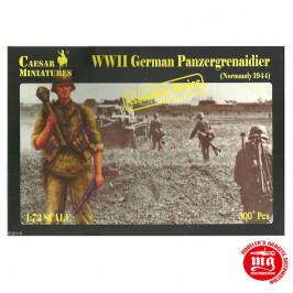 WWII GERMAN PANZERGRENAIDIER NORMANDY 1944 CAESAR MINIATURES 7716