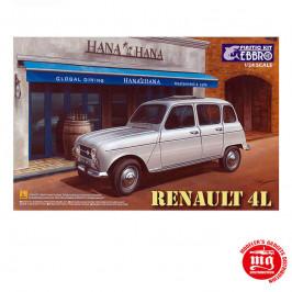 RENAULT 4L EBBRO 25002