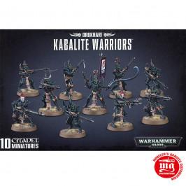 DRUKHARI KABALITE WARRIORS GAMES WORKSHOP 45-07