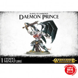 SLAVES TO DARKNESS DAEMON PRINCE WARHAMMER AGE OF SIGMAR 83-23